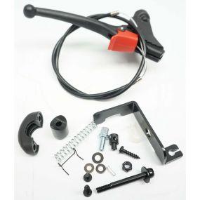 Escape Lite Wheelchair - V1 Replacement Plastic Handle & Brake cable (Left)