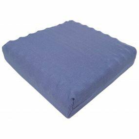 Putnams Sero Pressure Bonyparts cut-out    Pressure Relief Cushion - Blue (16.5x16x4
