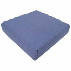 Putnams Sero Pressure Coccyx cut-out Pressure Relief Cushion - Blue (16.5x16x3