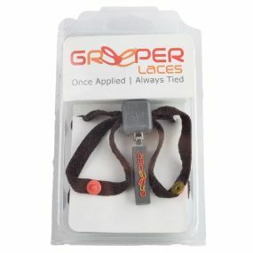 Greeper Laces - Pair - Black (Shoe)