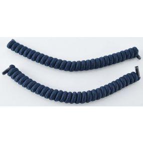 Coiler Elastic Shoelaces - Blue