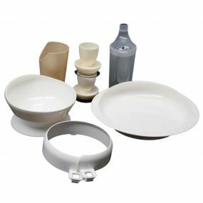 Standard Tableware Set - White