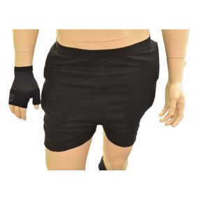 Impacta Active Unisex Hip Protection Briefs - Black (XL)