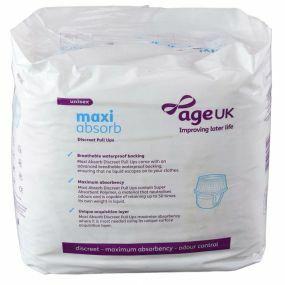 Age UK Maxi Absorb Discreet Pull Ups Regular+ - X Large (PK14)