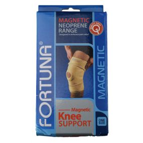 Fortuna Neoprene Magnetic Knee Support