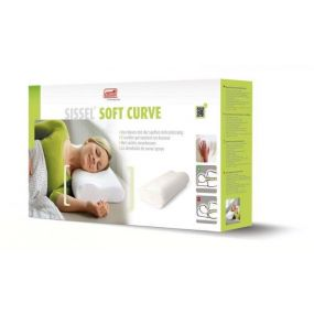 Sissel Soft Curve Orthopaedic Pillow