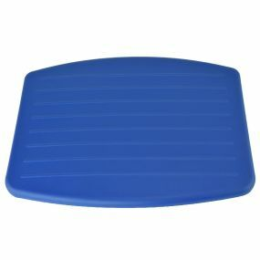 Standard Fold Up Shower Seat - Seat Pad (Blue)