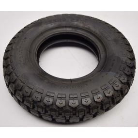 Cheng Shin - Black Tyre (Pattern C168) (410/350 x 6)
