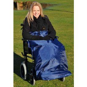 Splash Wheelchair Apron - Deluxe