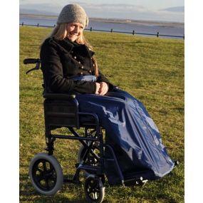 Splash Wheelchair Cosy - Large