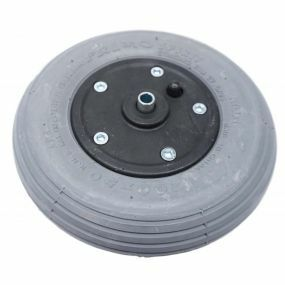 Mobility Castor Wheel With Pneumatic Tyre - 200 x 50