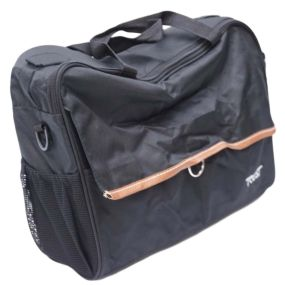 Let's Go Out Rollator Replacement Bag -  Tan And Black