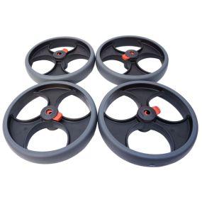 Topro Comfort wheels Soft (set of 4)