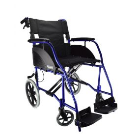 Traveller Wheelchair In A Bag With Footrests - 18