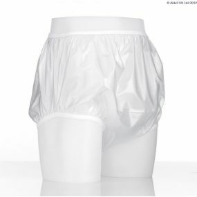 Vida Waterproof PVC Pants - Medium