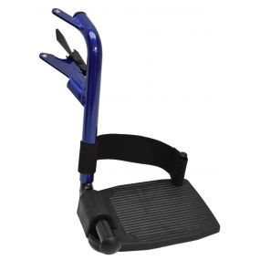 Invacare Alu Lite Wheelchair - Right Footplate & Hanger