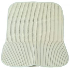 AquaJoy Premier Plus Covers - White Seat Cover