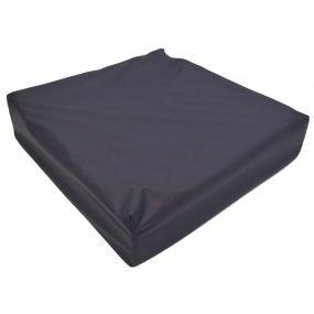 Putnams Sero Pressure Coccyx cut-out Pressure Relief Cushion - Black (16x16.5x4