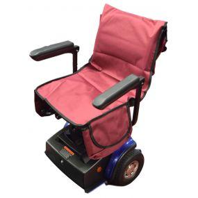 Scooter Saddle Bag - Maroon - Mini
