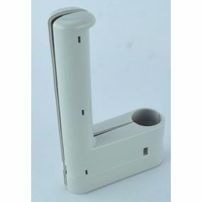 Steel Fold Up Toilet Rail - Toilet Roll Holder (for ms21799)