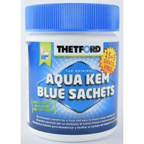 Porta Potti Aqua Kem Toilet Chemical - Sachet's (PK15)