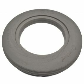 GreenTyre - Solid Grey Tyre - 12 1/2 X 2 1/4 (To fit 8