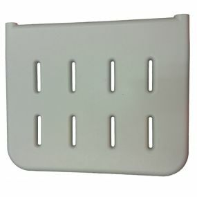 Solo Standard Aluminium Shower Seat - Repacement Seat Only