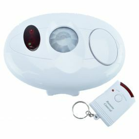 Ceiling Motion Alarm With Remote Control