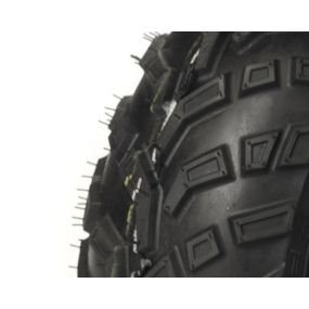Heartway - Pneumatic Black Mobility Tyre - Size: 120/60-8