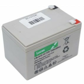 Lucas AGM Battery - 12V 12AH