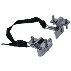 Powerstroll Replacement Clamps And Strap (pair)