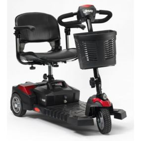 Drive Scout 3 Wheel Mobility Scooter
