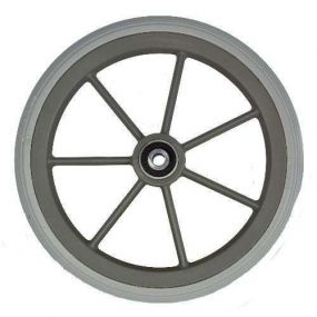 Mobility Castor Wheel With Solid PU Tyre - 190 x 29mm
