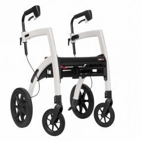 Rollz Motion Rollator/Wheelchair - Grey