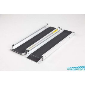 Economy Telescopic Wheelchair Channel Ramps - 1.5m
