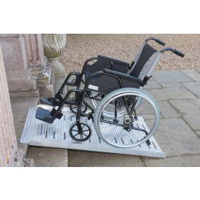 Lightweight Non-Folding Mobility Ramp - 5ft