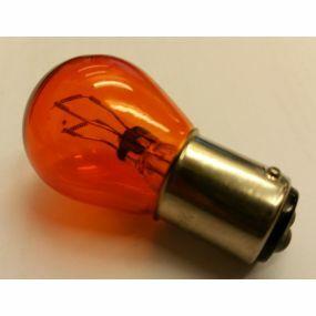 Dual Filament Bulb 24V Amber (25/10W)