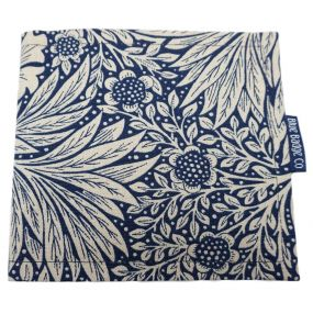 William Morris Permit Covers - Marigold Indigo