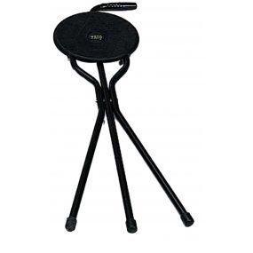 Trio Maxi Stick Seat  Deluxe - Black (Stove Enamelled Frame)