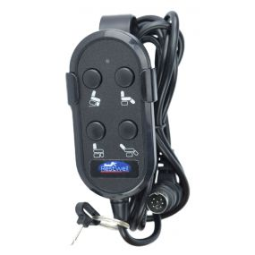 Drive Medical / Restwell Nevada Petite Riser Recliner - Replacement Handset (4 Button 8 Pin)  Z51280-13