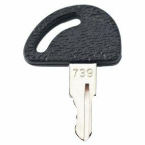 TGA Wheelchair Powerpack Duo - Replacement Key