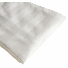 Royal Rest Orthopedic Pillow Maxi - Replacement Case (Striped Cotton) (Fits Memory Foam)