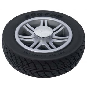 Drive Medical Scout 4 - Rear Wheel & Tyre Assembly (Black)