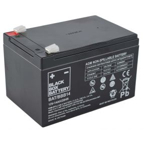 Black Box Mobility Battery (AGM) - 12V (14AH)
