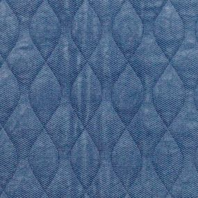Velour Floor Pad - Blue