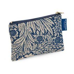 Blue Badge Company Cosmetics Purse - Marigold Indigo