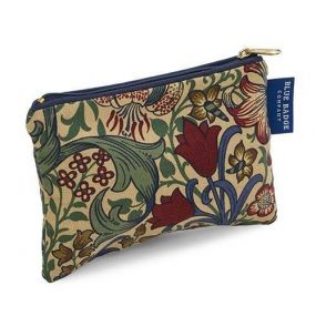 Blue Badge Company Cosmetics Purse - Golden Lily