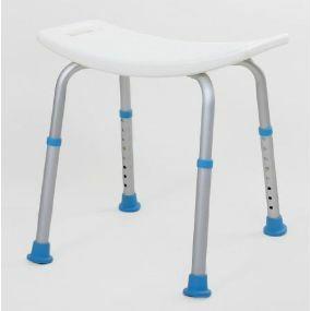 Adjustable Shower Bench (Without Back)