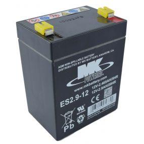 MK-Battery SLA 2.9AH 12V