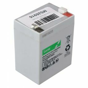 Lucas AGM Battery - 12V 2.9AH